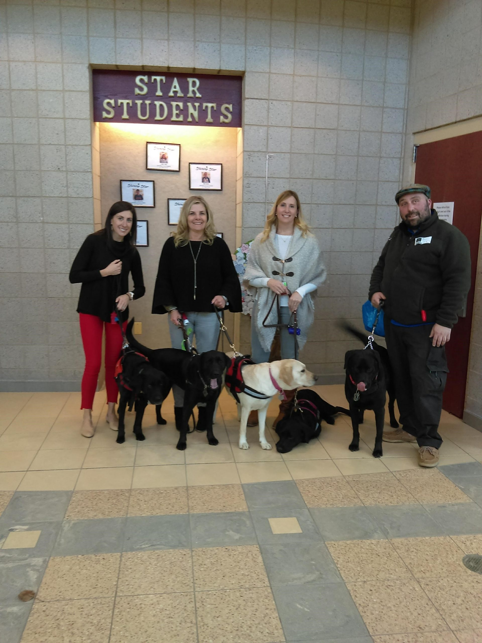 Ridgefield, CT Public Schools | Emotional Support Dogs